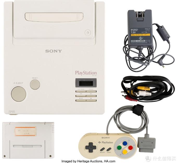 """流传已久的""""任天堂PlayStation""""在网上拍卖了:竞拍价已达35万"""
