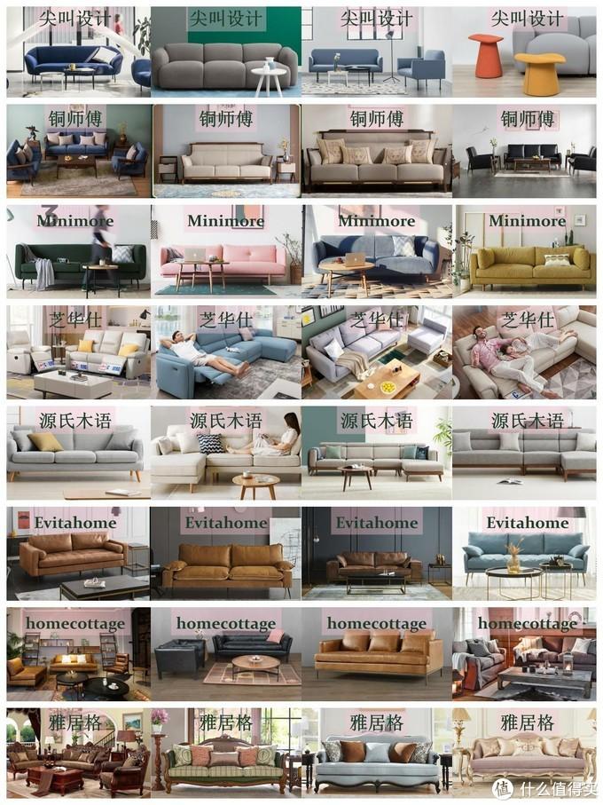 最流行家具款式集合