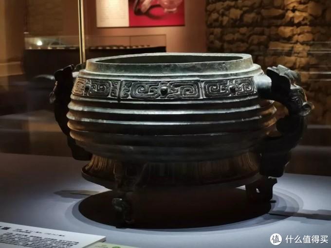 颂簋 西周 山东博物馆