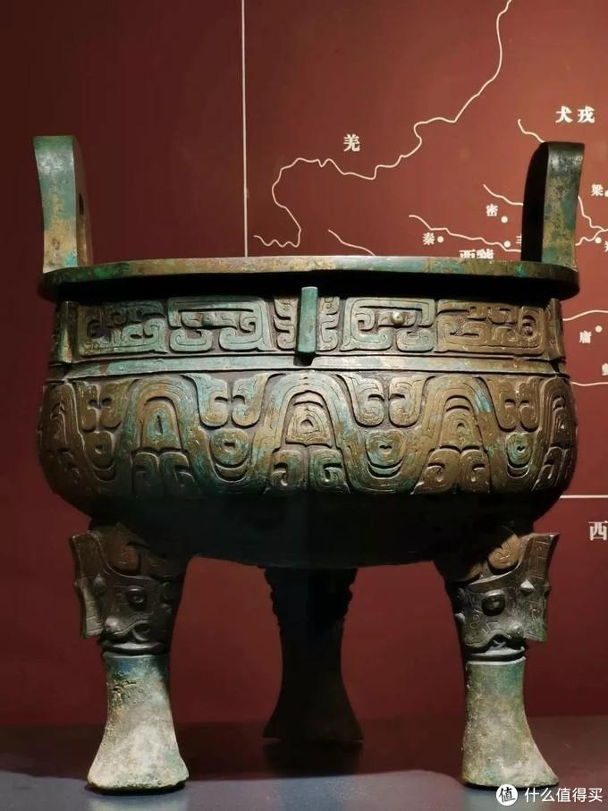 四十三年逨鼎西周宝鸡青铜器博物院