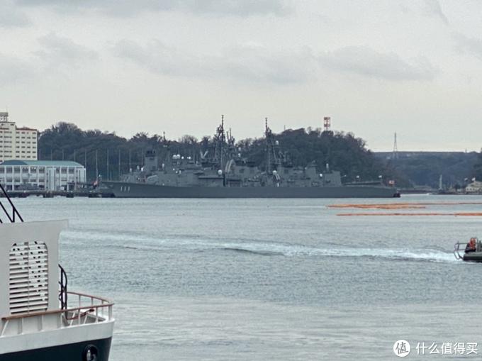 """日本海上自卫队""""高波""""级弹道驱逐舰""""大波""""号,D-111,元宝妹妹摄"""