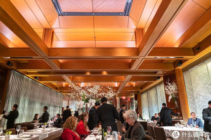 纽约米其林三星——Le Bernardin,2019世界Top 50餐厅第36
