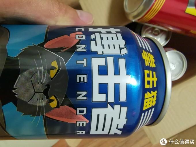 一口纯净,两口醇香,拳击猫-国产好精酿