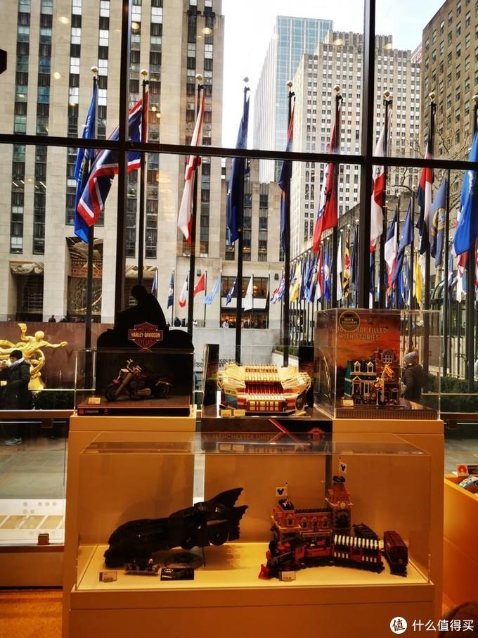 美国纽约曼哈顿略影,行走中的一篇图片游记