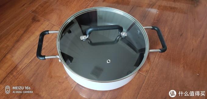 拱形玻璃锅盖