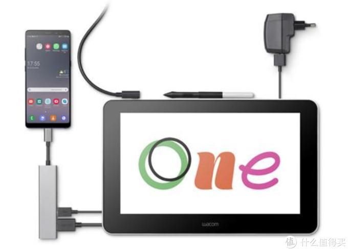 """从""""One""""开始,灵感输出更自由~~Wacom One 万与创意数位屏多场景使用体验"""
