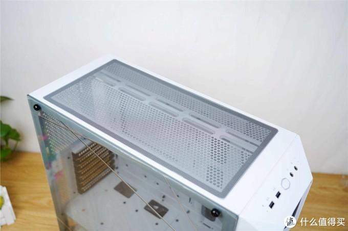 依然是那个酷冷,依然是那种味道--酷冷至尊MasterBox TD500 MESH机箱分享