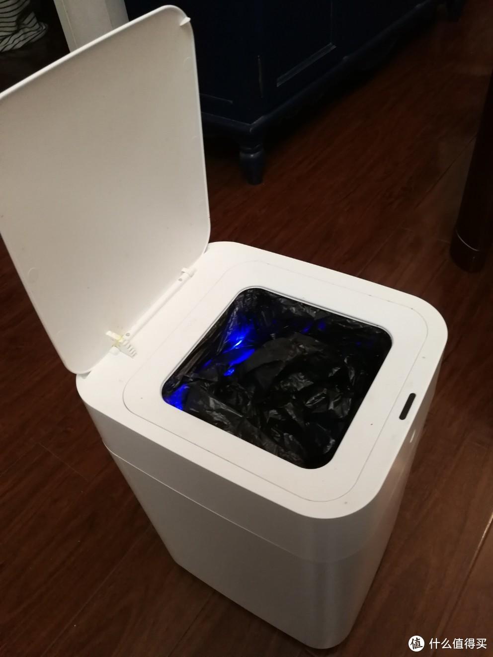 小米拓牛垃圾桶维修经验2 电池失效更换经验
