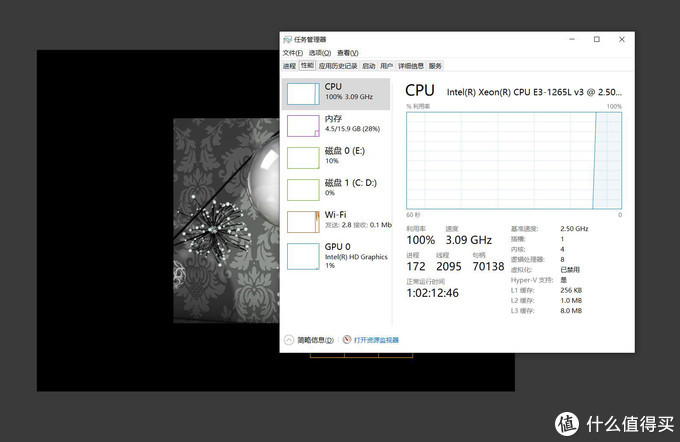 "捡的一手好""垃圾"":E3-1265L V3+HP 800G1 DM+Intel AX200"