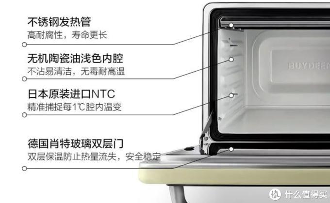 北鼎T535官方材质解剖图