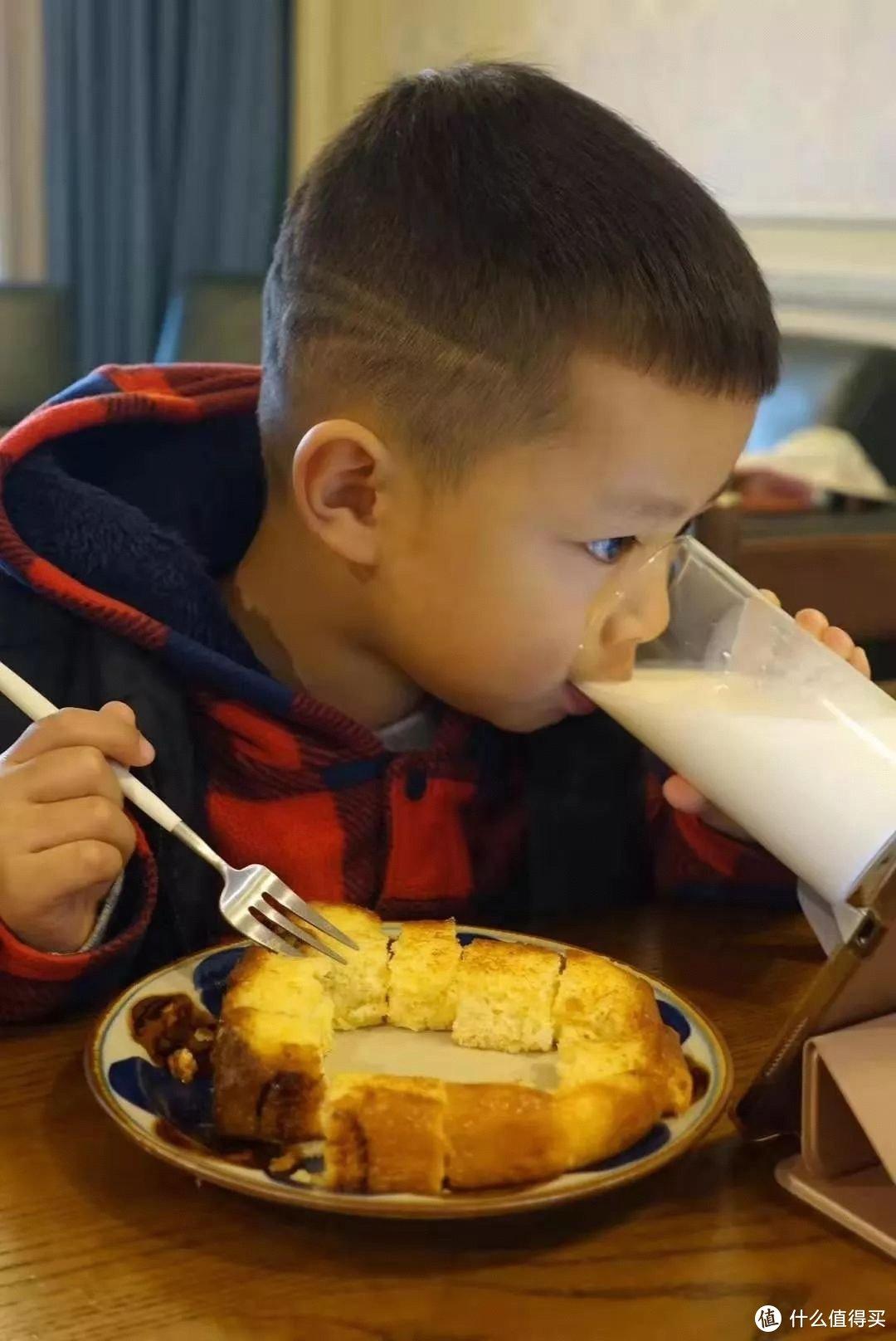 小蓝孩的早餐日常