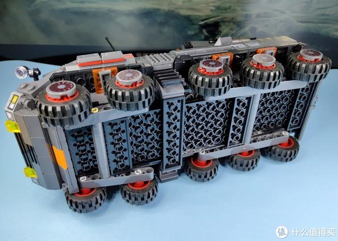 你们的车辆和车载人员 被征用了 - 森宝流浪地球积木 107005 CN171 拼装体验