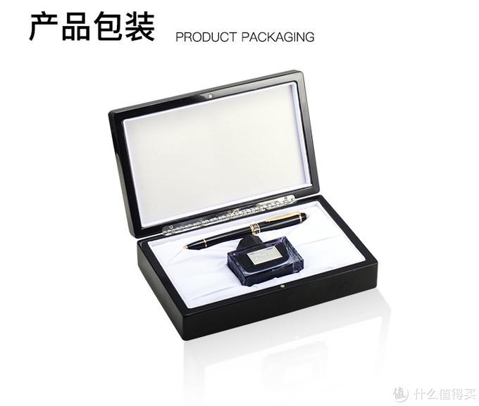 120元的公爵(DUKE)金博雅系列14K金笔开箱测评,国金是否那么不堪?