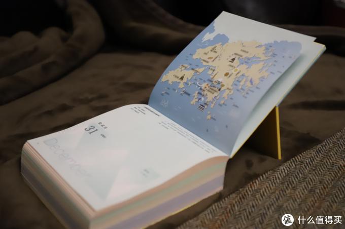 梦的日历 篇七 每日人文地图2020日历,每日一图,图览中国。