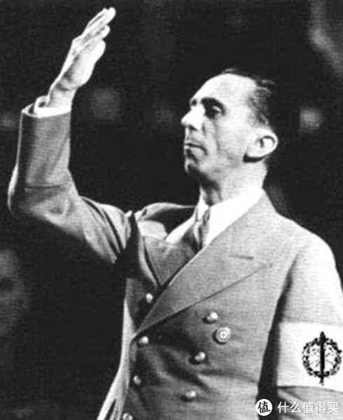 宣传让德国人只听到德国电台的戈培尔