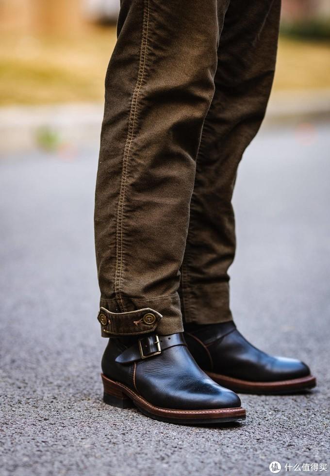 一双容易被当成80块雨鞋的小众精品靴子——John Lofgren工程师靴