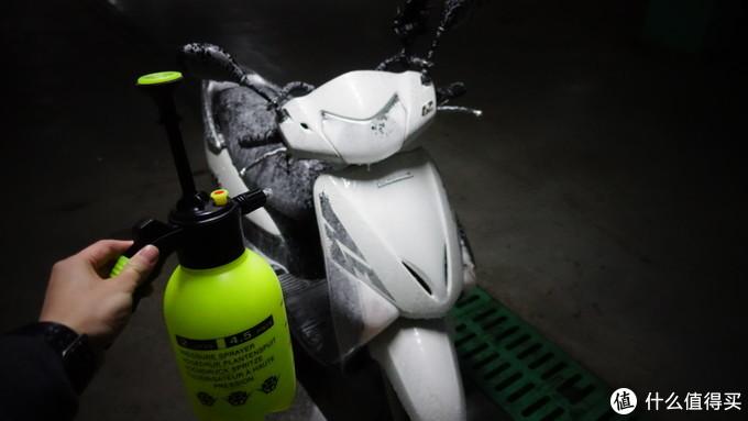 老司机秘籍No.81:一尘不染的感觉就是爽!摩托车自助洗车方案