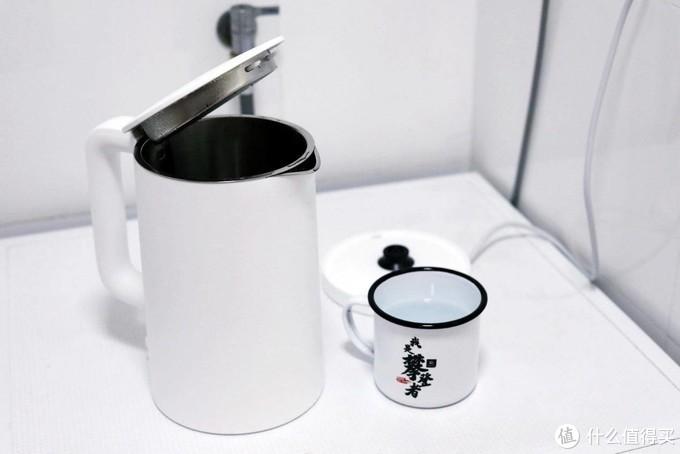加热快不漏水 小米米家电水壶1A 性价比再提升