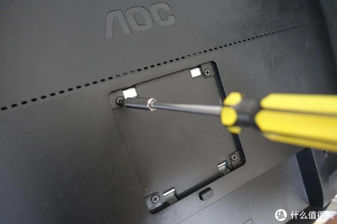 节约桌面空间,Brateck LDT13-C012 显示器支架简评