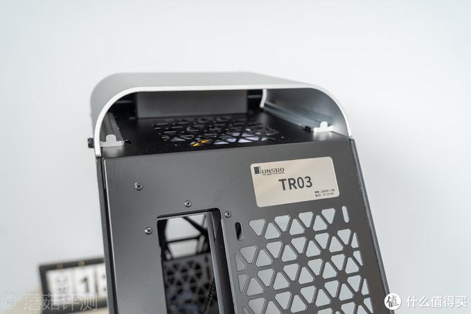 六边空间站,硬件展示仓、乔思伯(JONSBO)TR03-G ATX机箱 评测