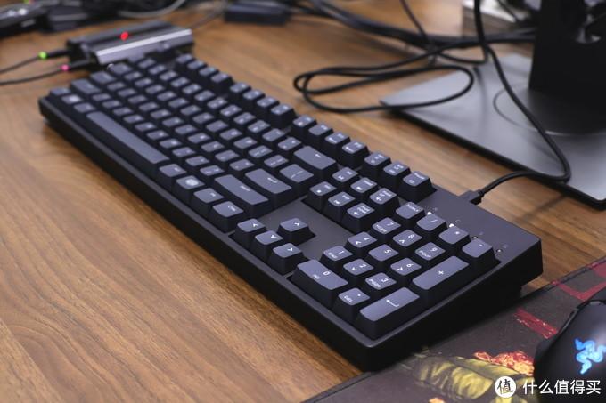 400多的进口机械键盘,酷冷至尊台产烈焰枪XT V2大键测试