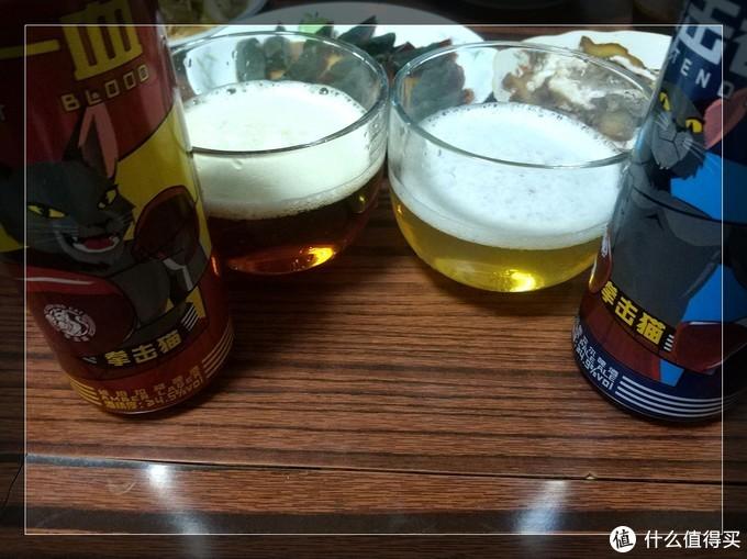 啤酒进阶好选择——拳击猫搏击者/第一血小评