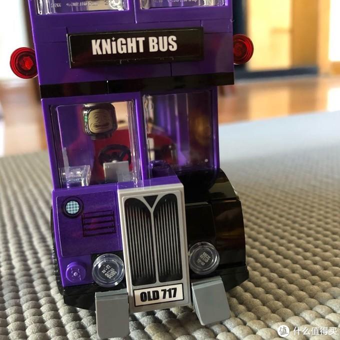 哈利波特2之骑士公车75957