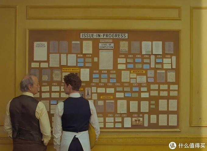 韦斯·安德森新片美炸了,每一帧都能做壁纸。