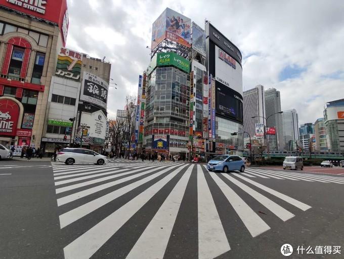 歌舞伎一番町附近