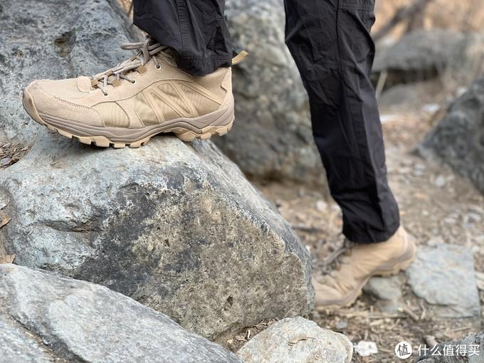 步伐稳健,砥砺前行——CQB勇士徒步鞋