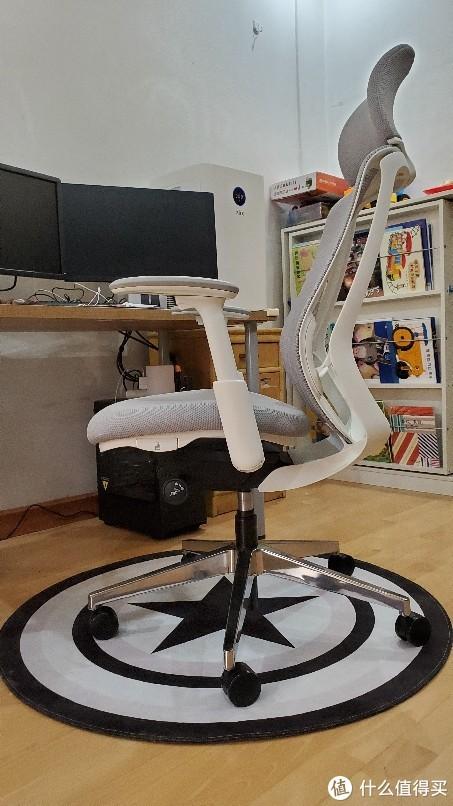 居家办公好物——进口冈村sylphy座椅开箱