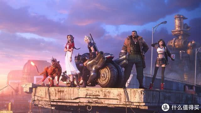 重返游戏:《最终幻想7重制版》完整版开场动画公开!