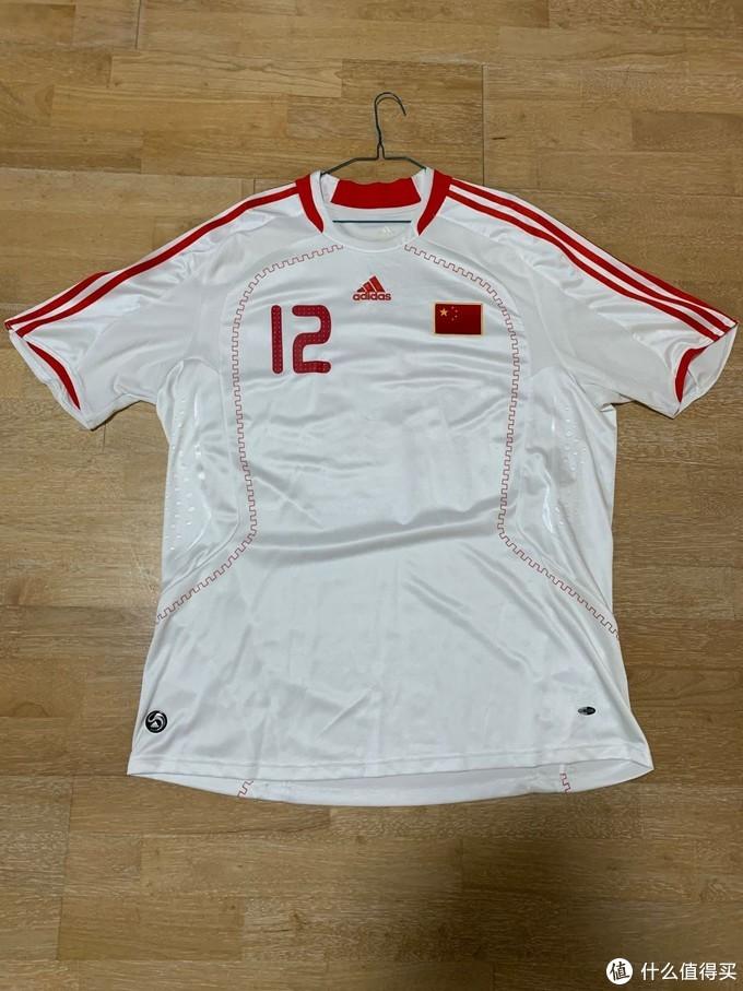 遗憾,国足队服收藏二十年,08-09
