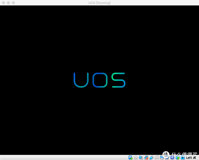 移除后开始重启,会有类似安卓系统的品牌logo(还需要继续优化设计啊~)