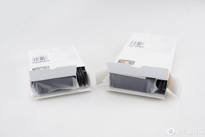 他们都是50W,小米移动电源3超级闪充版10000mAh、20000mAh快速开箱