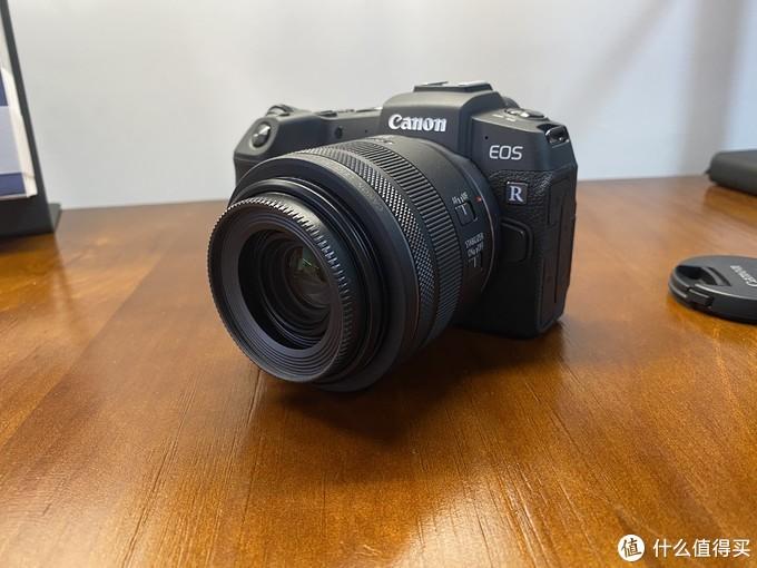 想要一台轻巧的全画幅相机,佳能EosRP开箱。