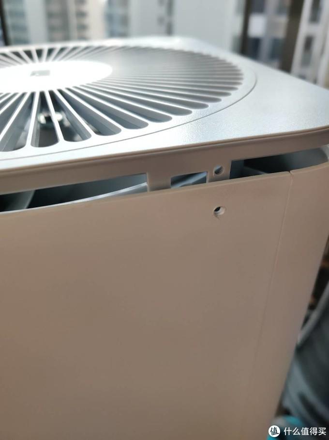 小米空气净化器2代DIY改造可拆卸顶盖