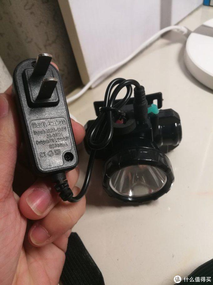 5.8包邮的头灯开箱测评