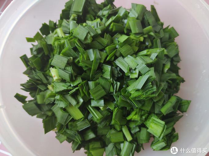 韭菜盒子零难度新吃法,不和面不揉面,外酥里嫩太香了,老少皆宜