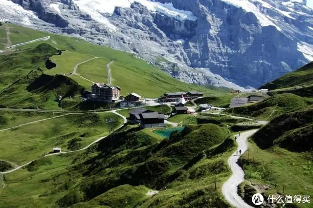 齁甜韩剧《爱的迫降》,你是瑞士旅游局派来的吧?