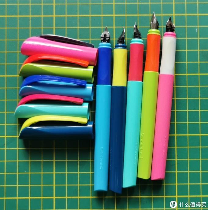 施耐德活力系列撞色钢笔
