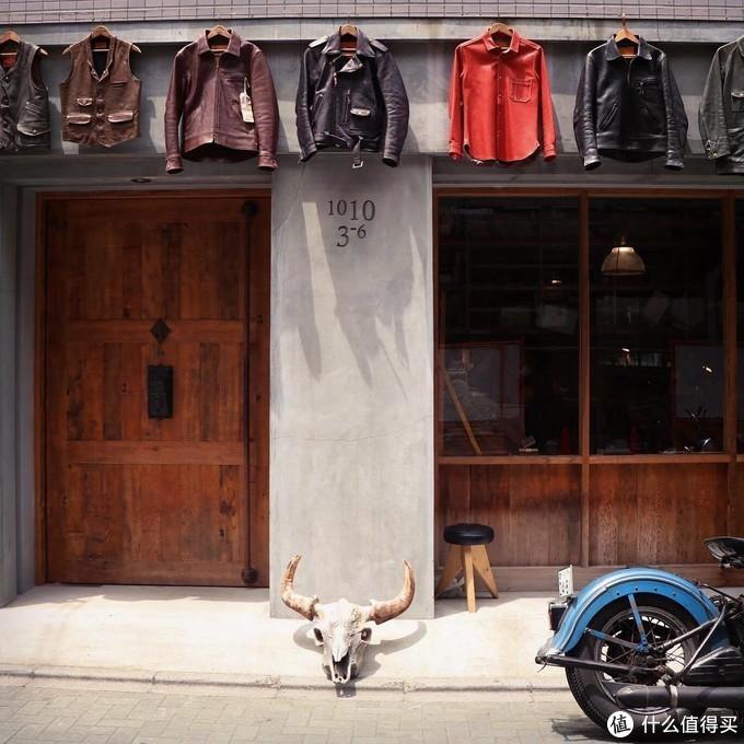 日本皮衣界比较厉害的存在——天神Tenjin Works JS01枥木皮衣