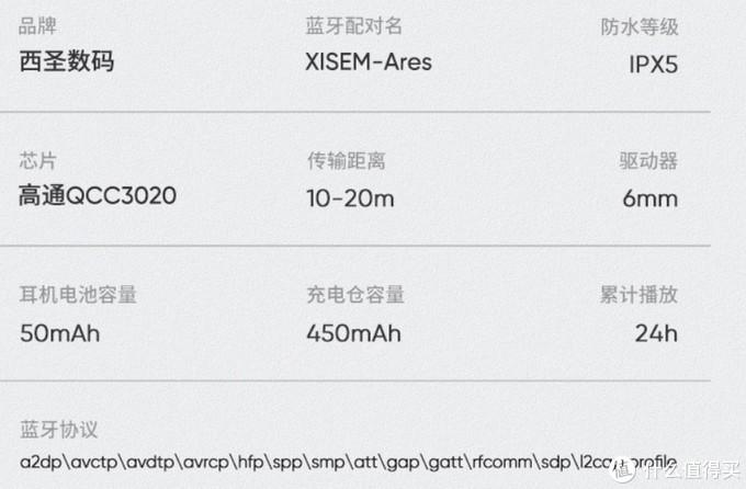 耳机中的战斗机——Xisem西圣Ares蓝牙耳机体验