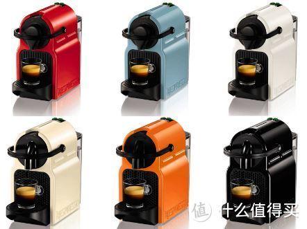 Inissia系列咖啡机