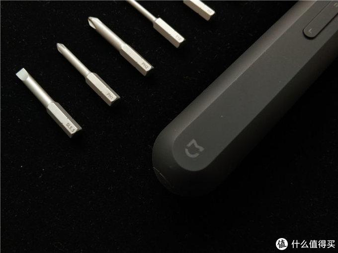 米家手自一体电动螺丝刀小身材 大动力 一次能拧180颗螺丝