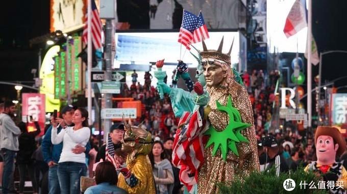 纽约平常去哪些景点玩,跨年又该去哪里,帝国大厦和自由女神像你会怎么选