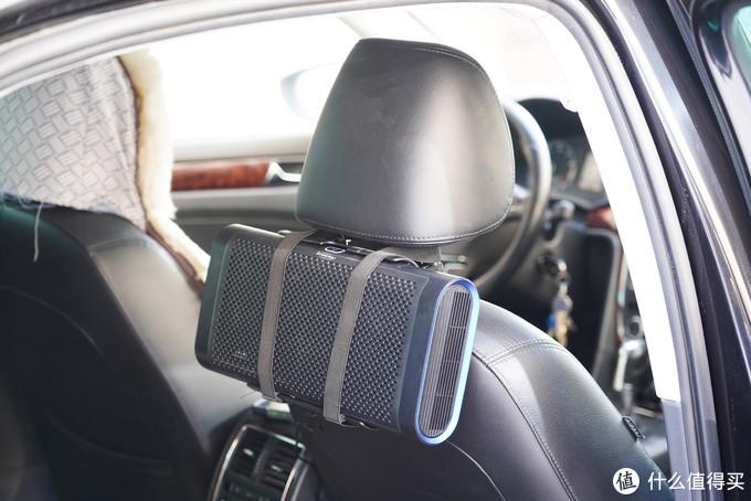 360度无死角卫健康,车里也要照顾到!舒乐氏车载空气净化器开箱晒单