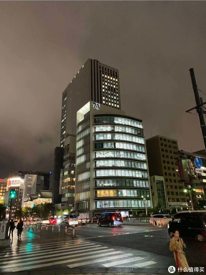 日本-新宿 夜间模式样片