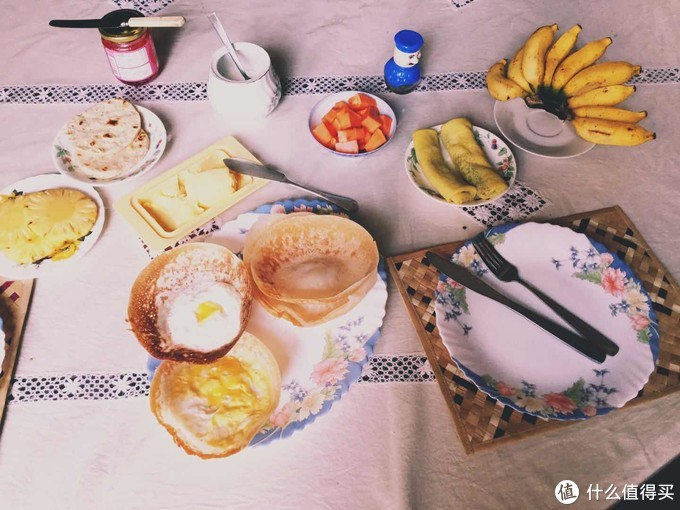 斯里兰卡最惊喜的早餐
