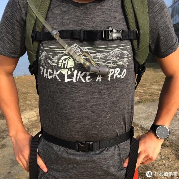 我们不一样!时尚复古卷口背包 — Osprey Archeon 尚古 25L